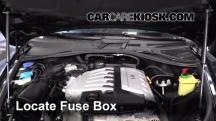 2004 Volkswagen Touareg V6 3.2L V6 Fusible (motor)