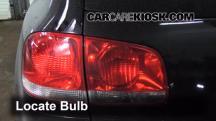 2004 Volkswagen Touareg V6 3.2L V6 Luces