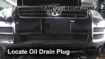 2004 Volkswagen Touareg V6 3.2L V6 Aceite