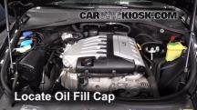 2004 Volkswagen Touareg V6 3.2L V6 Oil