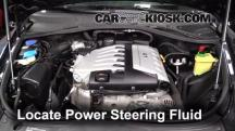 2004 Volkswagen Touareg V6 3.2L V6 Power Steering Fluid