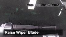 2004 Volkswagen Touareg V6 3.2L V6 Windshield Wiper Blade (Rear)