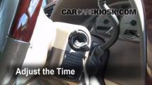 2005 Buick Rendezvous CX 3.4L V6 Clock