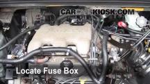2005 Buick Rendezvous CX 3.4L V6 Fuse (Engine)