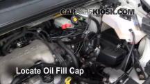 2005 Buick Rendezvous CX 3.4L V6 Oil
