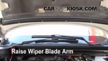 2005 Buick Rendezvous CX 3.4L V6 Windshield Wiper Blade (Front)