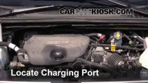 2005 Buick Terraza CX 3.5L V6 Air Conditioner