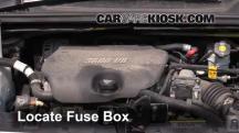 2005 Buick Terraza CX 3.5L V6 Fusible (motor)