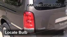 2005 Buick Terraza CX 3.5L V6 Luces