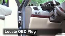 2005 Buick Terraza CX 3.5L V6 Compruebe la luz del motor