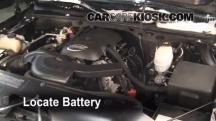 2005 Chevrolet Avalanche 1500 LS 5.3L V8 FlexFuel Battery