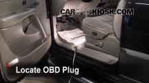 2005 Chevrolet Avalanche 1500 LS 5.3L V8 FlexFuel Compruebe la luz del motor