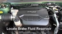 2005 Chevrolet Equinox LS 3.4L V6 Brake Fluid