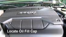 2005 Chevrolet Equinox LS 3.4L V6 Aceite
