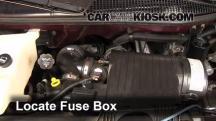 2005 Chevrolet Express 1500 5.3L V8 Standard Passenger Van Fuse (Engine)