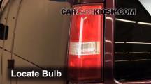 2005 Chevrolet Express 1500 5.3L V8 Standard Passenger Van Lights