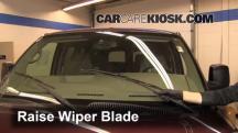2005 Chevrolet Express 1500 5.3L V8 Standard Passenger Van Windshield Wiper Blade (Front)