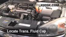 2005 Chevrolet Malibu 2.2L 4 Cyl. Transmission Fluid