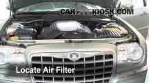 2005 Chrysler 300 C 5.7L V8 Air Filter (Engine)