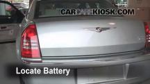 2005 Chrysler 300 C 5.7L V8 Battery