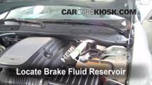 2005 Chrysler 300 C 5.7L V8 Brake Fluid