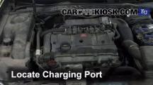 2005 Citroen Xsara SX Hatchback 1.6L 4 Cyl. Air Conditioner