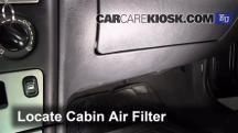 2005 Citroen Xsara SX Hatchback 1.6L 4 Cyl. Air Filter (Cabin)