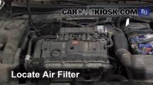 2005 Citroen Xsara SX Hatchback 1.6L 4 Cyl. Filtro de aire (motor)