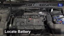 2005 Citroen Xsara SX Hatchback 1.6L 4 Cyl. Battery
