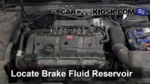 2005 Citroen Xsara SX Hatchback 1.6L 4 Cyl. Brake Fluid
