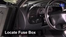 2005 Citroen Xsara SX Hatchback 1.6L 4 Cyl. Fuse (Interior)