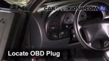 2005 Citroen Xsara SX Hatchback 1.6L 4 Cyl. Check Engine Light