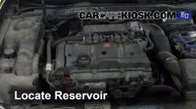 2005 Citroen Xsara SX Hatchback 1.6L 4 Cyl. Windshield Washer Fluid