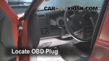 2005 Dodge Dakota SLT 4.7L V8 Crew Cab Pickup Check Engine Light