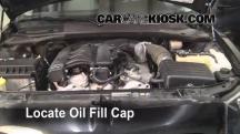 2005 Dodge Magnum SXT 3.5L V6 Oil