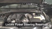 2005 Dodge Magnum SXT 3.5L V6 Power Steering Fluid