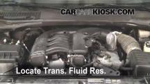 2005 Dodge Magnum SXT 3.5L V6 Transmission Fluid