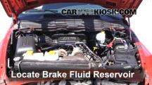 2005 Dodge Ram 1500 SLT 5.7L V8 Standard Cab Pickup (2 Door) Brake Fluid