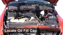 2005 Dodge Ram 1500 SLT 5.7L V8 Standard Cab Pickup (2 Door) Oil