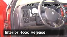 2005 Dodge Ram 1500 SLT 5.7L V8 Standard Cab Pickup (2 Door) Belts