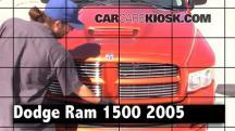 2005 Dodge Ram 1500 SLT 5.7L V8 Standard Cab Pickup (2 Door) Review