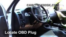 2005 Ford Escape Limited 3.0L V6 Compruebe la luz del motor