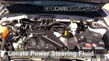 2005 Ford Escape Limited 3.0L V6 Power Steering Fluid