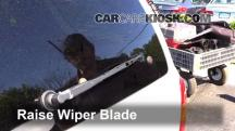 2005 Ford Escape Limited 3.0L V6 Windshield Wiper Blade (Rear)