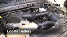 2005 Ford Excursion Limited 6.8L V10 Battery