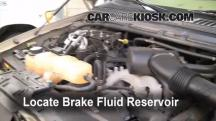 2005 Ford Excursion Limited 6.8L V10 Brake Fluid