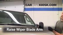 2005 Ford Excursion Limited 6.8L V10 Windshield Wiper Blade (Front)