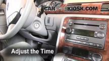 2005 Ford Five Hundred SEL 3.0L V6 Reloj
