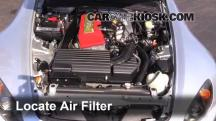 2005 Honda S2000 2.2L 4 Cyl. Air Filter (Engine)