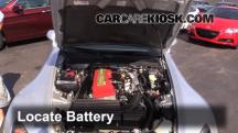 2005 Honda S2000 2.2L 4 Cyl. Battery